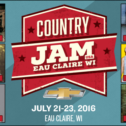 country jam 2016 poster
