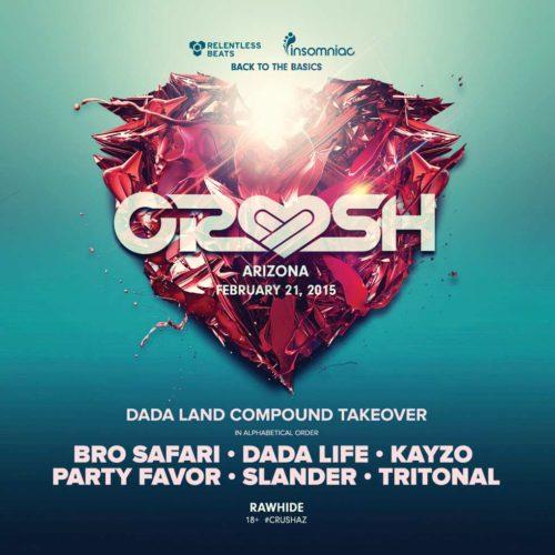 Crush 2015 poster