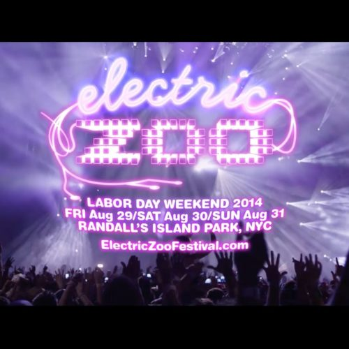 electric zoo 2014 poster