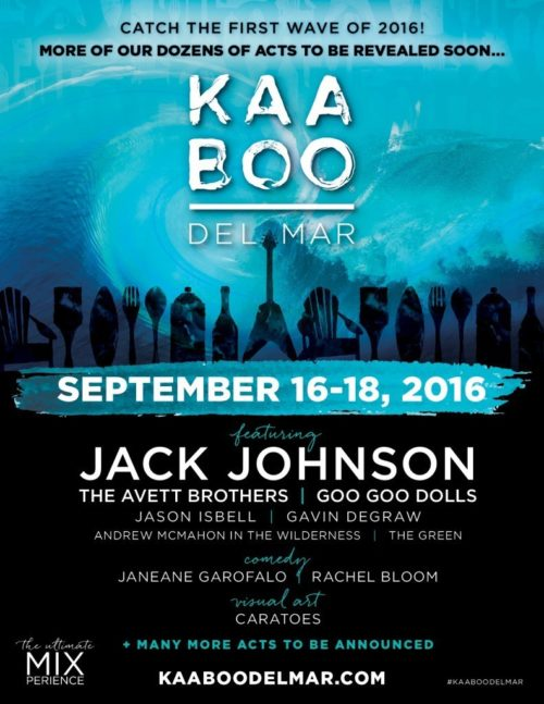 kaaboo 2016 poster