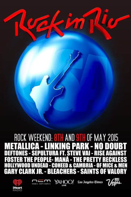 rock in rio 2015 poster
