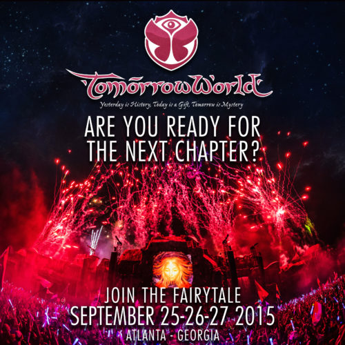 tomorrowworld 2015 poster
