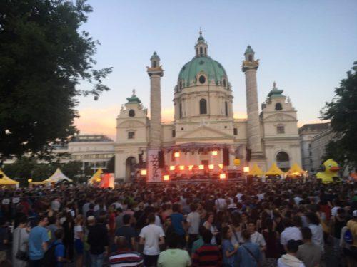 Popfest - Vienna 2016