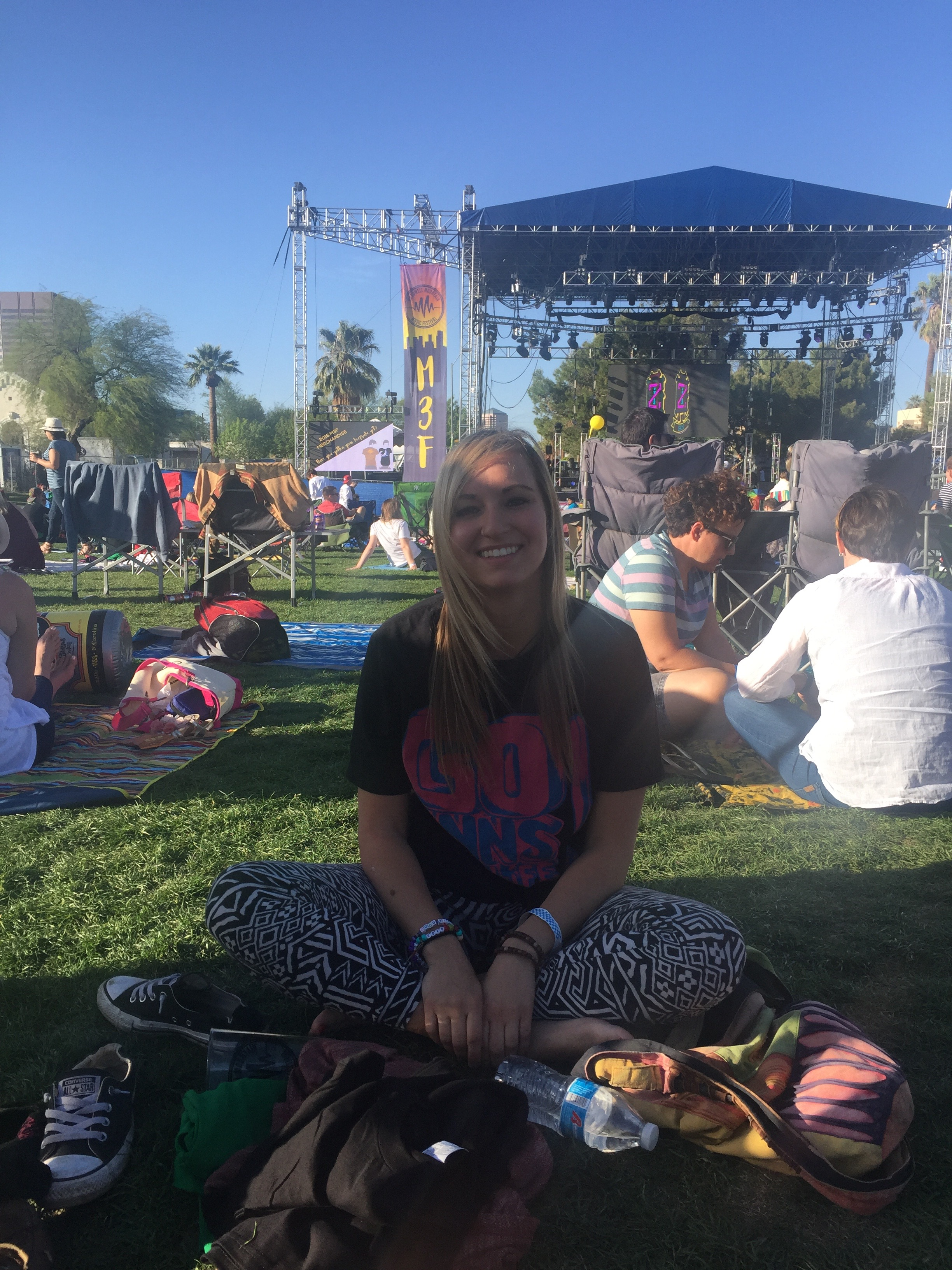 McDowell Mountain Music Festival 2016