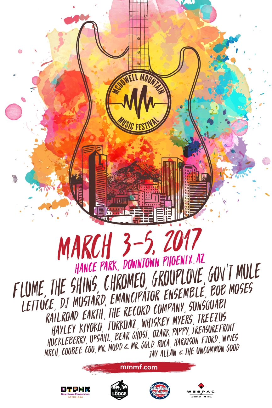 McDowell Mountain Music Festival 2017