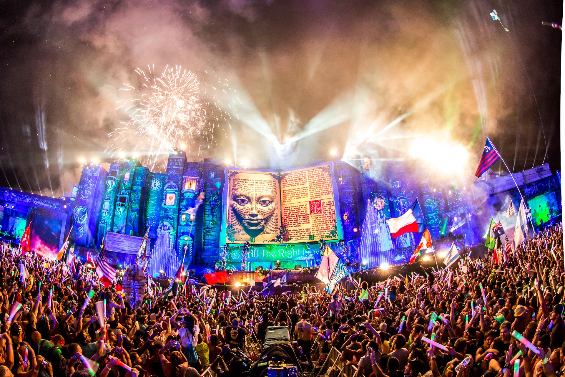 Tomorrow World 2016