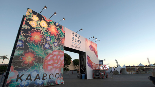 KAABOO Del Mar Official VIP Pre-Party