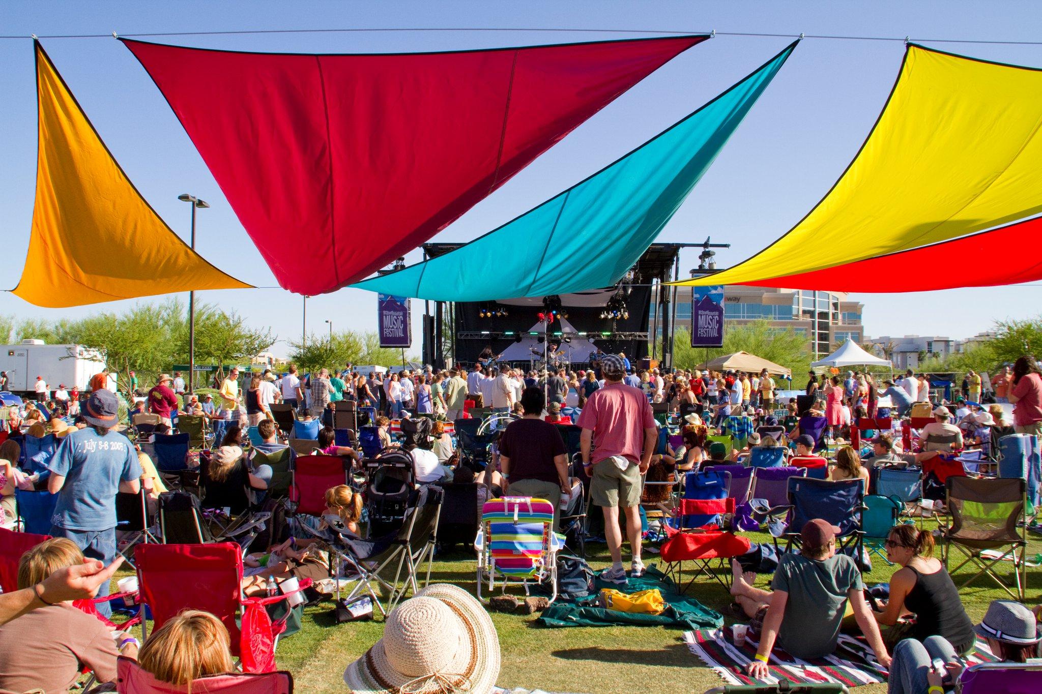 McDowell Mountain Music Festival 2016
