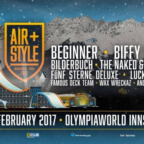 air + style 2017 poster